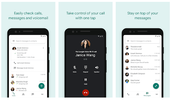 google voice mobile voip app